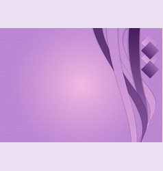 background with purple lines abstract vector image