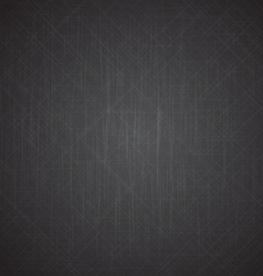 Dark Linen Background vector image
