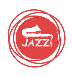 Jazz icon vector