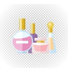 Sale of household appliances parfum vector