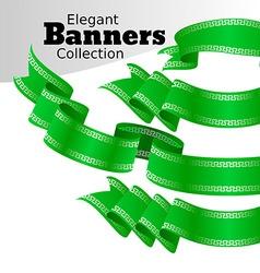 royal green vector image