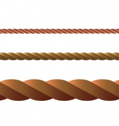 rope illustrations vector image