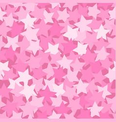 Girly pink halftone modern design backdrop dark vector