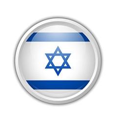 Israel badge vector