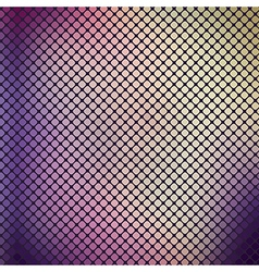Mosaic Violet Vintage Background vector