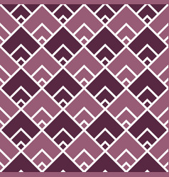 seamless abstract geometric pattern modern vector image