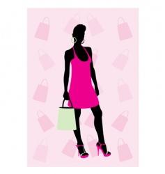 Shopping vector