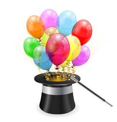Birthday Concept vector image vector image
