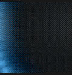 Retro halftone dot pattern background - design vector
