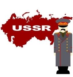 USSR vector