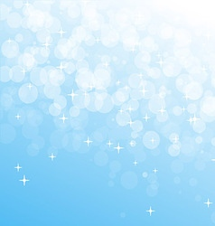 Azure abstract background vector