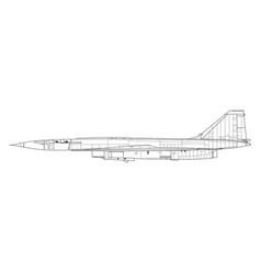 Sukhoi t-100 vector