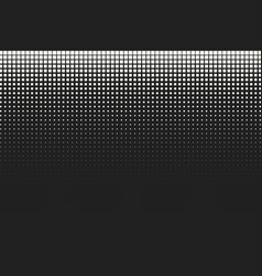 Comic halftone background vector