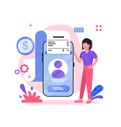 Total payment vector