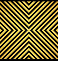 gold glittering seamless lines pattern vector image