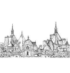 Sketch of London vector