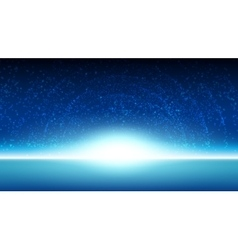Space sky background vector