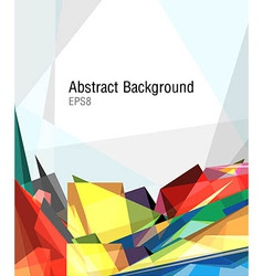abstract design 2 380 vector image vector image