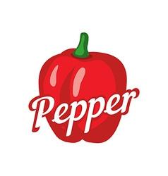 Ripe Pepper vector image