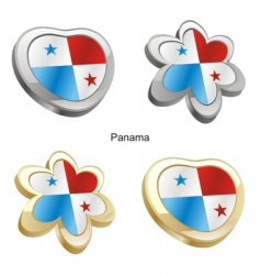 flag of Panama vector image vector image