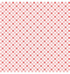 Plaid seamless pattern Endless texture vector image