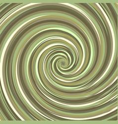 Swirling backdrop spiral surface hazelnut color vector
