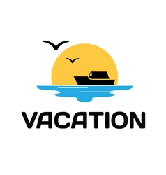Vacation Logo vector