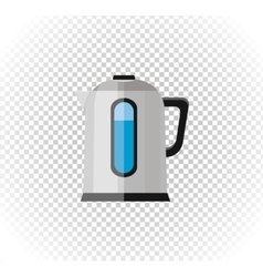 Sale of Household Appliances Electric Kettle vector