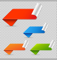 Sales tags vector