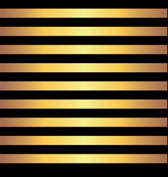black lines on gold vector image