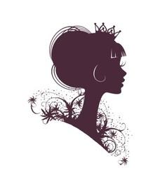 Portrait of a Princess3 vector