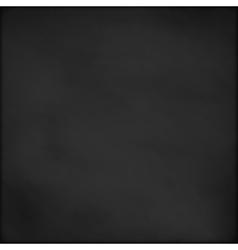 Texture of black chalkboard vector image