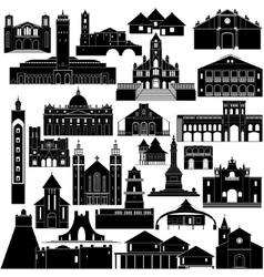 Architecture-7 vector