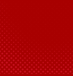 red abstract simple halftone diagonal square vector image