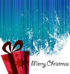 gift background vector image