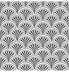 floral seamless pattern brocade retro ornament vector image