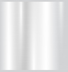 Gradient of silvery metal vector