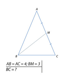 A problem finding the base vector