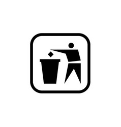 Dispose symbol for package signs vector