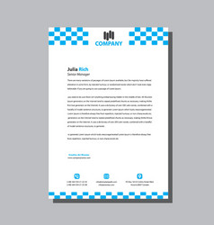 Best letterhead vector