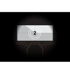 theaterth vector image