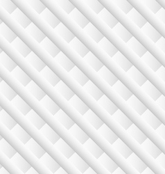 White diagonal geometric background vector