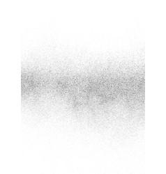 graffiti sprayed mist gradient effect in black vector image