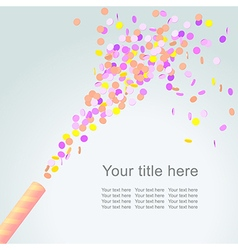 celebration4 vector image