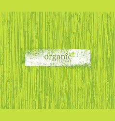 organic nature friendly eco bamboo background bio vector image vector image