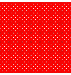 Polka dots vector image
