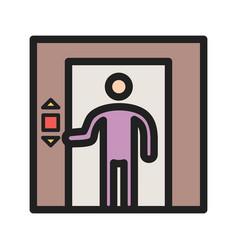 Using elevator vector