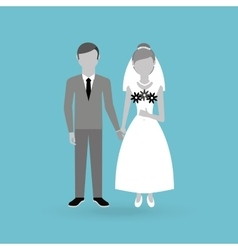couple relationships design vector image vector image