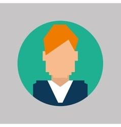 Businessmen profile icon design vector