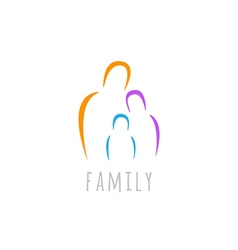 Family logo vector